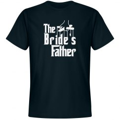 Bride's father shirt