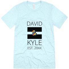 David Equals Kyle
