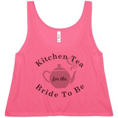 Kitchen Tea Bride To Be