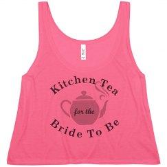 Kitchen Tea Bride To Be