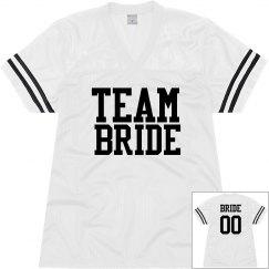TEAM BRIDE: BRIDE