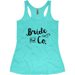 Bride & Co Trendy Script