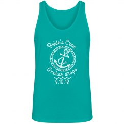 Nautical Bachelorette- Bride's Crew (Unisex)