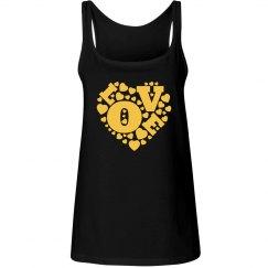 Love Heart Tank Tops