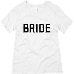 BRIDE Subtle T's