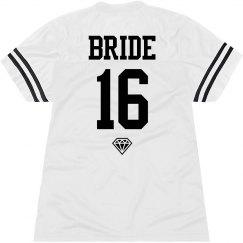 Bride 16 shirt