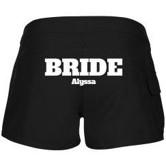 Bold Bride Alyssa
