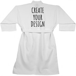 Create your Custom Spa Robes