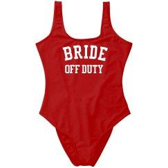 Bride Off Duty