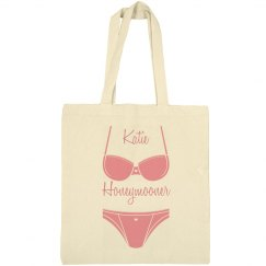 Honeymooner Lingerie Bag