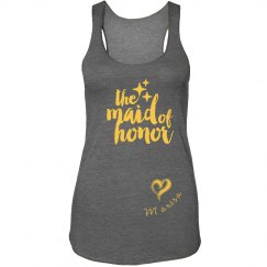 Maid of Honor Bling Tee