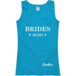 Bridesmaid With Name