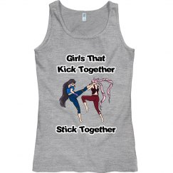Girls That Kick Togehter - Stick Together