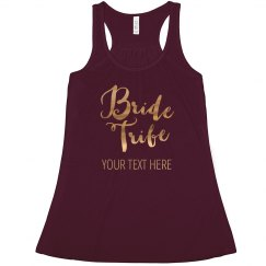 Custom Gold Bride Tribe Script