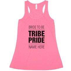 Bride Tribe Pride Custom Tank