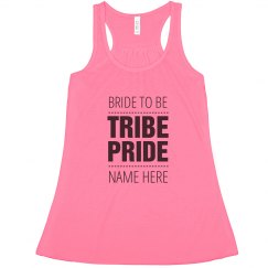 Bride Tribe Pride Custom Tank