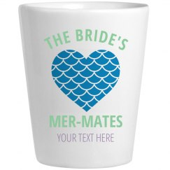 The Bride's Mer-Mates
