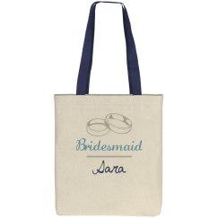 Bridesmaid's Name