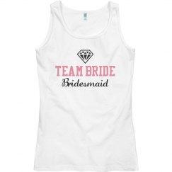 Team Bride Bridesmaid