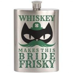 Frisky Whiskey Irish Bride