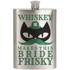 Frisky Whiskey Irish Bride