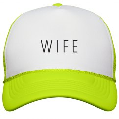 I'm The Wife Matching Hats