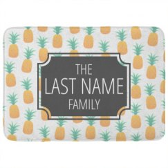 Pineapple Home Decor Custom Family