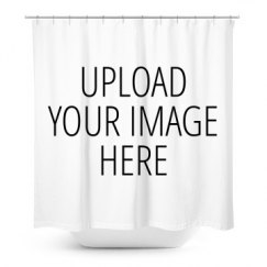Upload Your Custom Photo Bathroom Decor