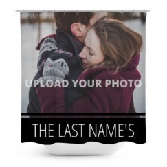 Custom Photo Couple Upload Gift