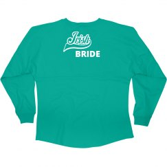 Irish Bride Jersey