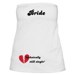 Bachelorette Party Bride