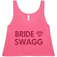 Bride Swagg Crop