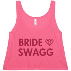 Bride Swagg Crop