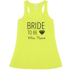 Bride To Be Diamond