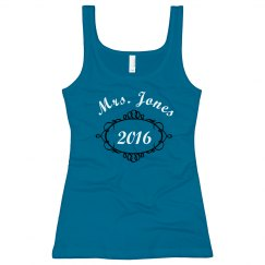 Mrs Jones Custom Tank