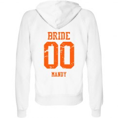 Wedding Game Day Hoodies
