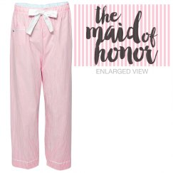 Maid of Honor Pajama Pants