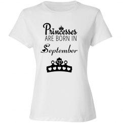 September Princess