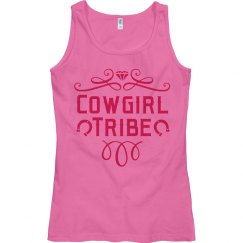 Cowgirl Tribe in Pink