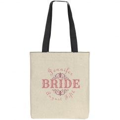 Bride w/Wedding Date