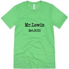 Mr. Lewis Tee