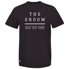 Pop Top Groom Shirt
