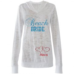 Beach Bride Tshirt