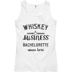 Our Whiskey Business Bachelorette