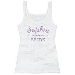 Bride Scroll Logo
