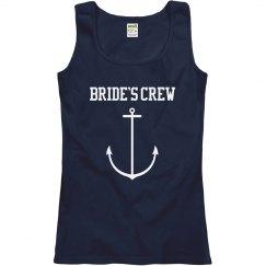 The Bride's Crew Anchor