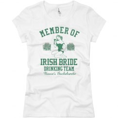Irish Bride Bachelorette