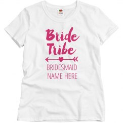 Bridesmaids Shirts | Custom Bridesmaid Shirts Tank Tops More