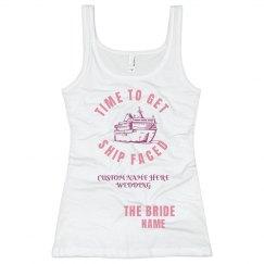 BRIDE SHIP FACED