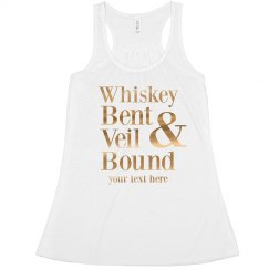 Metallic Whiskey Bent & Veil Bound